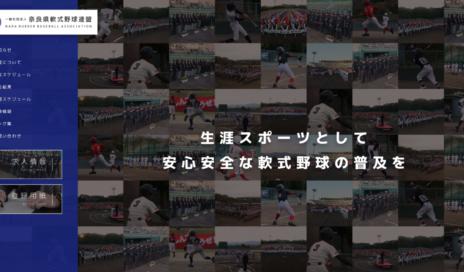 奈良野球連盟事例